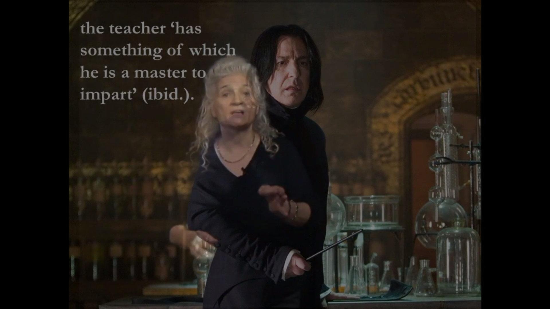 Severus snape saves harry potter fanfiction