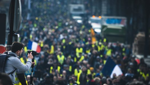 The Failure of the French Intelligentsia? Intellectuals and Uprisings in the Case of the Yellow Vests
