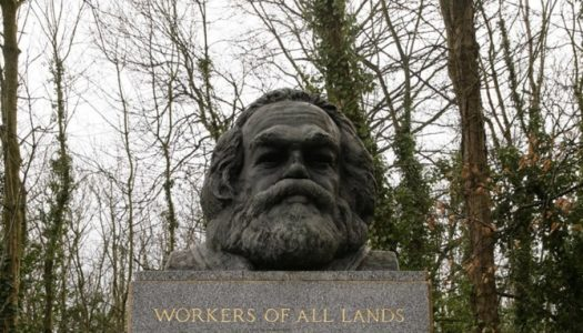 Karl Marx Muses over the Kardashians & Instafame