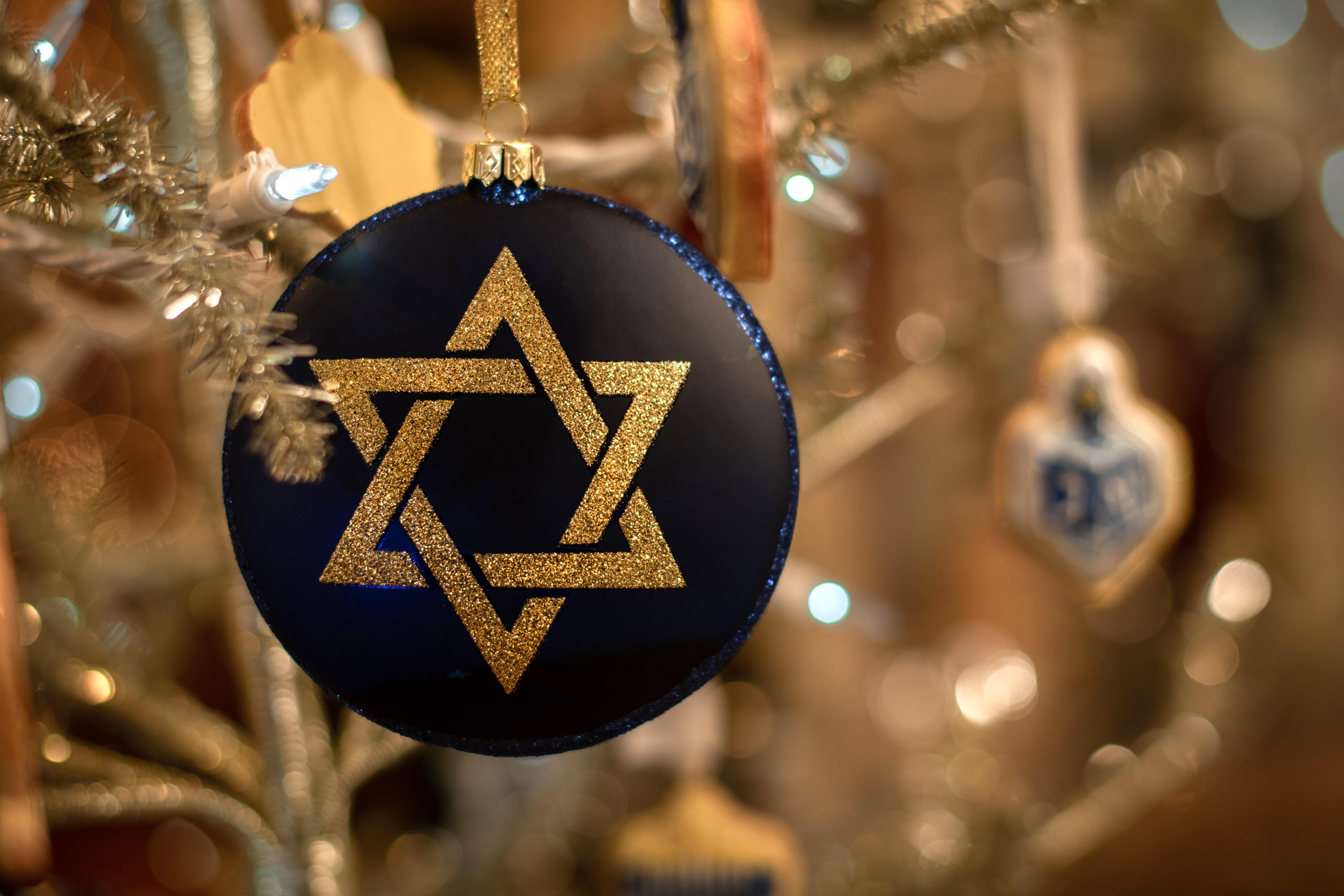 Поздравления с еврейским рождеством